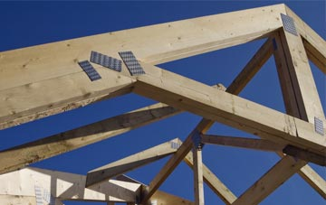 Dounby roof trusses for new builds and additions